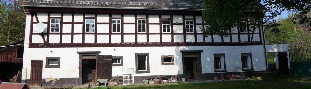 Vom alten verlassenen Gutshof zum Ziegenhof