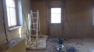Bereit zum Neuaufbau