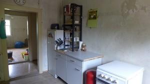 provisorische Küche 2.0 ;-)