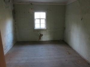 so sah das Zimmer ursprünglich aus