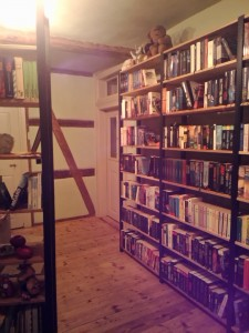 fertige Bibliothek